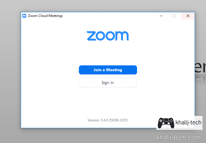 تحميل برنامج Zoom Meetings للكمبيوتر 2020 برابط مباشر