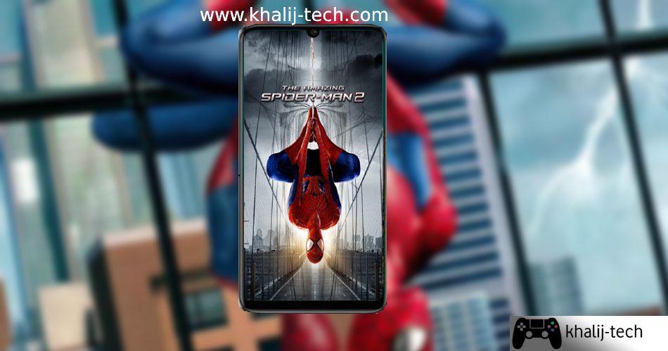 تحميل لعبة سبايدر مان 2 Apk للاندرويد The Amazing Spider Man