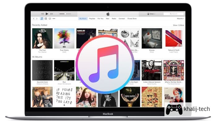 تحميل برنامج ايتونز للكمبيوتر Download iTunes برابط مباشر